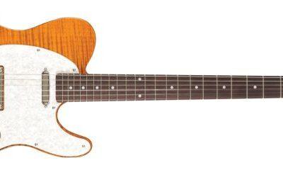 Michael Kelly Enlightened Classic 50 - Chitarra elettrica - Amber