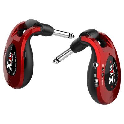 Xvive U2 GUITAR Sistema wireless digitale - rosso metallizzato