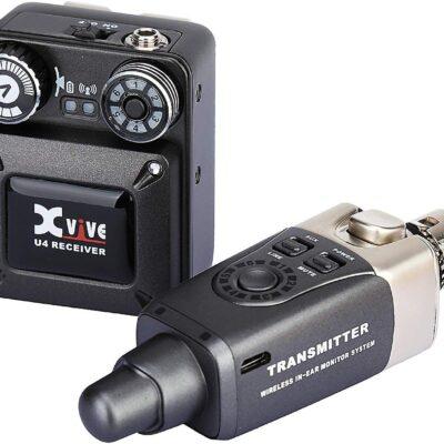 Xvive U4 IN-EAR MONITOR Sistema monitor wireless digitale