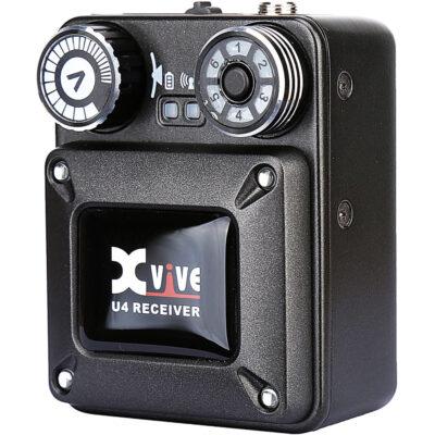 Xvive U4R RECEIVER ricevitore singolo per sistema wireless digitale