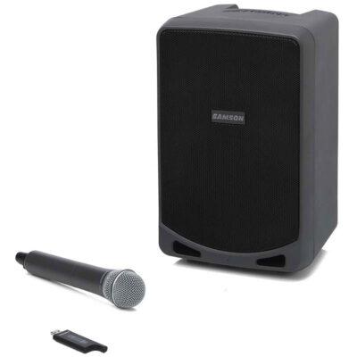Samson EXPEDITION XP106W - PA Portatile con Bluetooth - 100W