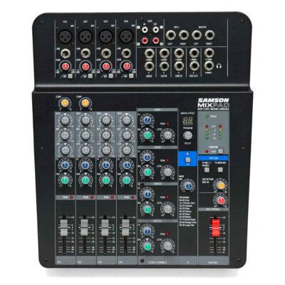Samson MXP 124FX - Mixer Passivo USB con Effetti - 12 canali