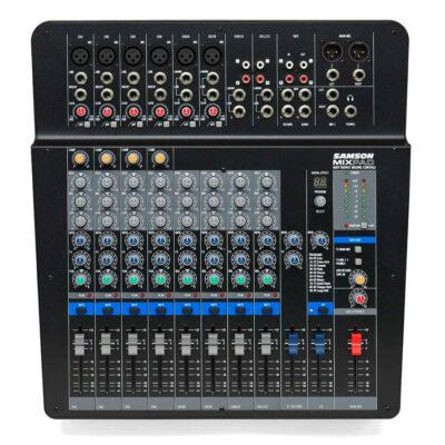 Samson MXP 144FX - Mixer Passivo USB con Effetti - 14 canali