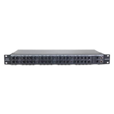 Samson SM10 - Mixer Rackmount - 10 Canali