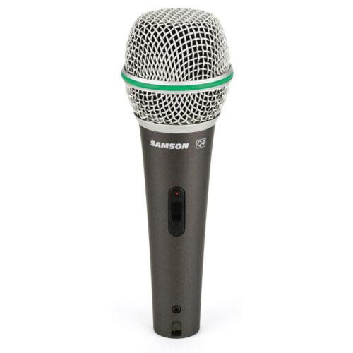 Samson Q4 CL - Microfono Dinamico - Palmare - Cardioide