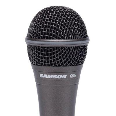 Samson Q7X - Microfono Dinamico - Supercardioide