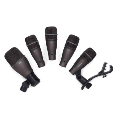 Samson DK705 - Set di Microfoni per Batteria - 5 pezzi