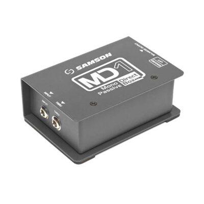 Samson MD1 - D.I. Box mono -  Passiva