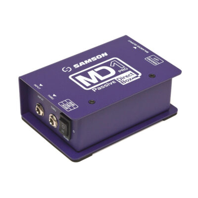 Samson MD1PRO - D.I. Box Pro mono -  Passiva