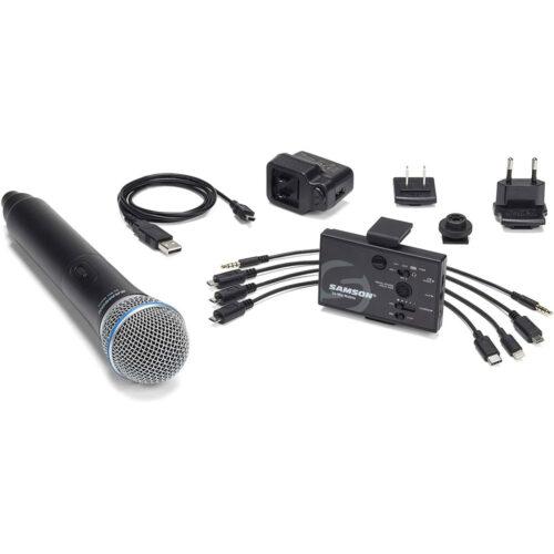 Samson Go Mic Mobile - Sistema wireless mobile con microfono palmare