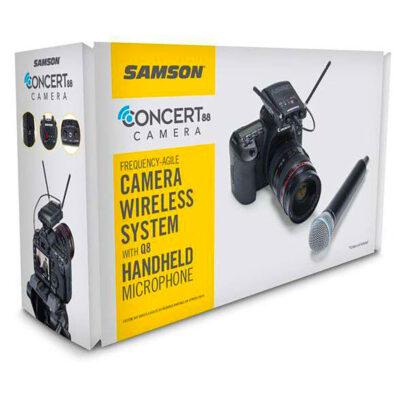 Samson CONCERT 88 UHF Camera Handheld System - F (606-630 MHz)