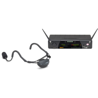 Samson AIRLINE 77 UHF Vocal Headset System - E3 (864.500 MHz)