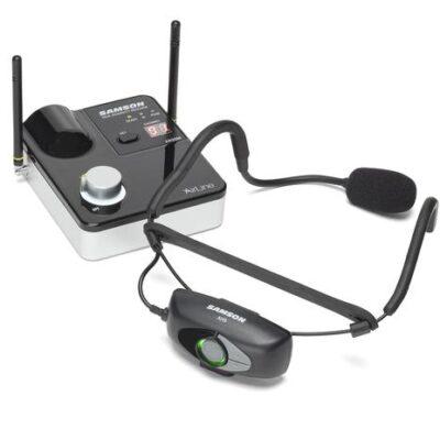 Samson AIRLINE 99m - G - Headset Fitness (863–865 MHz)