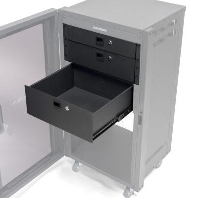 Samson SRKDR4U cassetto rack a 4 unità