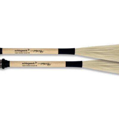 Schlagwerk BRC06 - spazzole/shaker per Cajon #6 T.J. Troy