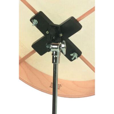 Schlagwerk RTH10 - staffa di montaggio a croce per Frame Drum