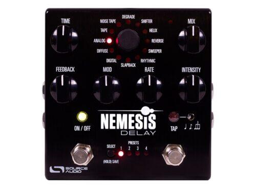 Source Audio SA260 NEMESIS DELAY - Pedale delay digitale
