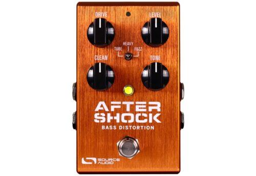 Source Audio SA246 AFTERSHOCK BASS DISTORTION - Pedale distorsore per basso