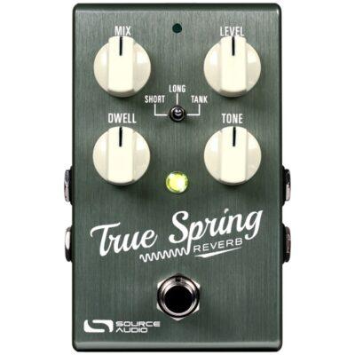 Source Audio SA247 TRUE SPRING REVERB - Pedale riverbero per chitarra e basso