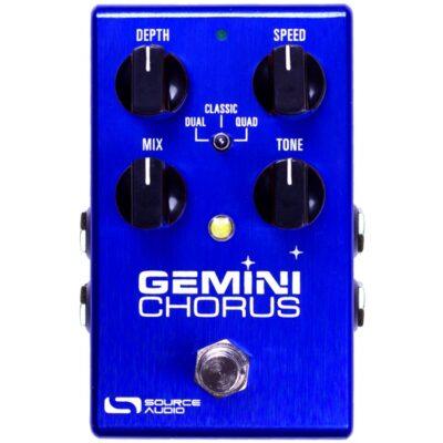 Source Audio SA242 GEMINI CHORUS - Pedale chorus per chitarra e basso