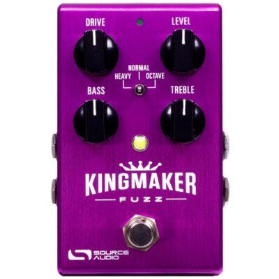 Source Audio SA245 KINGMAKER FUZZ - Pedale fuzz per chitarra