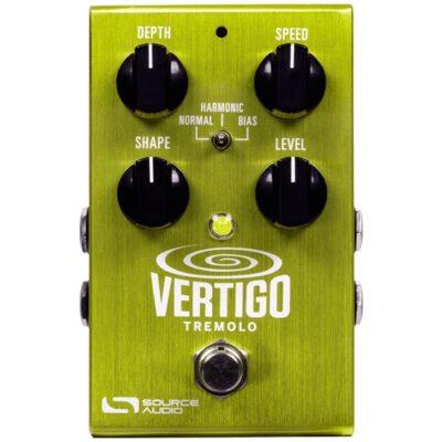 Source Audio SA243 VERTIGO TREMOLO - Pedale tremolo per chitarra e basso