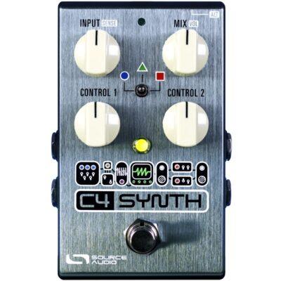 Source Audio SA249 C4 SYNTH - Pedale synth per chitarra e basso