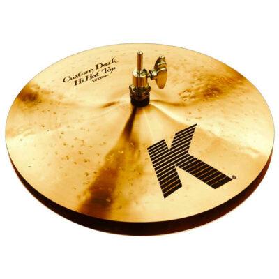 Zildjian 13'' K Custom Dark Hi-hat (cm. 33)