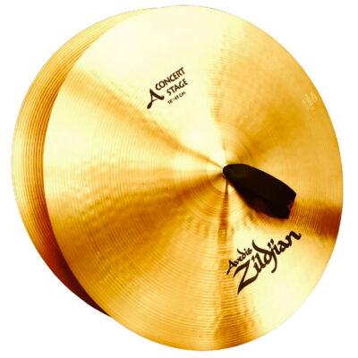 Zildjian 18'' Coppia A Concert Stage Medium (cm. 45)