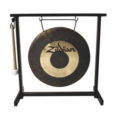 Zildjian 12'' Traditional Gong (cm. 30) & Stand Set