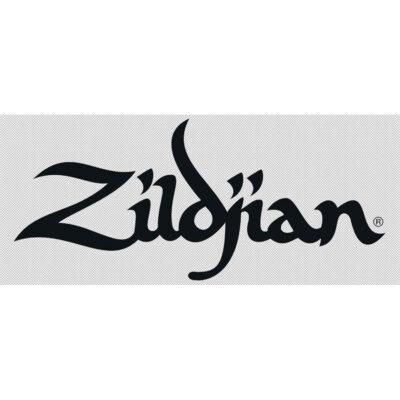 Zildjian Adesivo logo Zildjian 8'' - nero