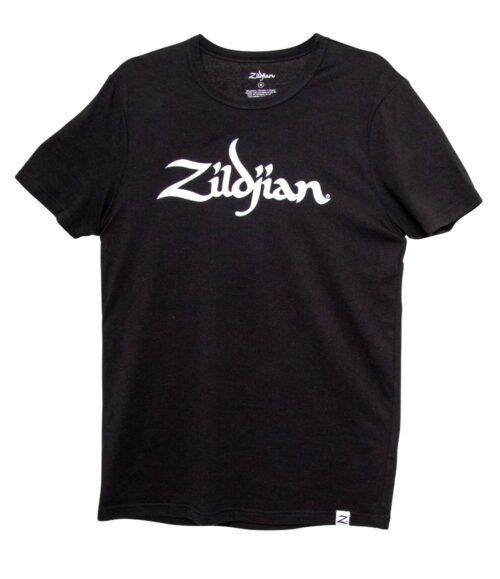 Zildjian T-shirt Zildjian Classic Logo - M - nera