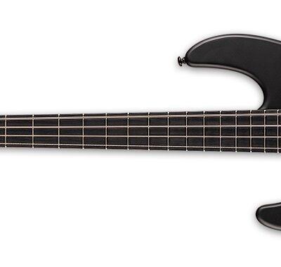 LTD LTD AP-4 Black Metal LH - Black Satin