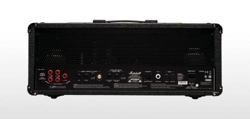 Marshall JVM205H Head 50 Watt Testata Valvolare