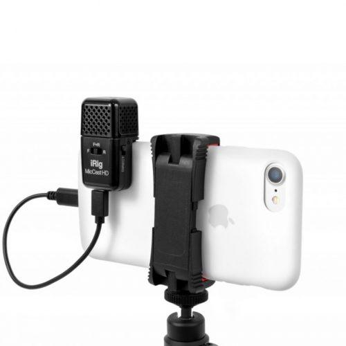 IK Multimedia iRig Mic Cast HD Microfono per voce