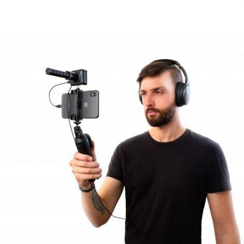 IK Multimedia iRig Mic Video Microfono Shotgun