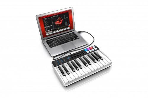 IK Multimedia iRig Keys I/O 25 Tastiera