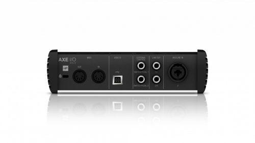 IK Multimedia AXE I/O SOLO Scheda audio USB