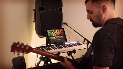 IK Multimedia iRig Keys I/O 49 Tastiera