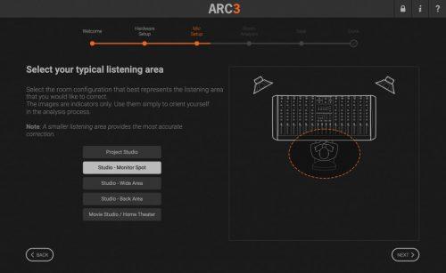 IK Multimedia ARC System 3.0 - sistema di correzione acustica per MAC e PC