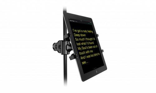 IK Multimedia iKlip Xpand Stand per tablet