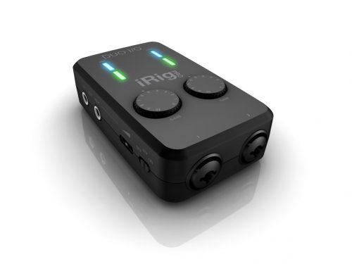 IK Multimedia iRig PRO Duo I/O - Interfaccia audio a due canali