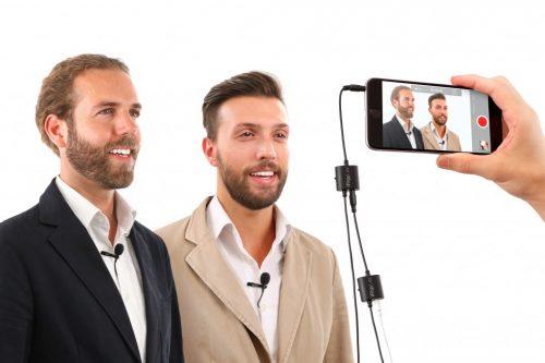 IK Multimedia iRig Mic Lav Microfono