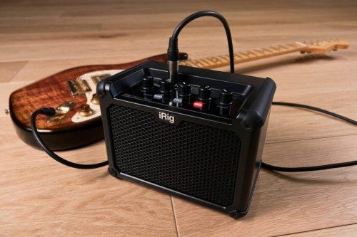 IK Multimedia iRig MICRO AMP 15W Per Chitarra