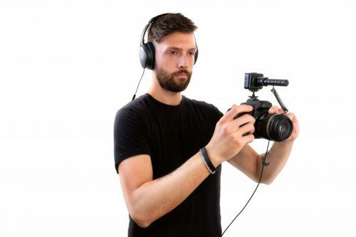IK Multimedia iRig Mic Video Bundle