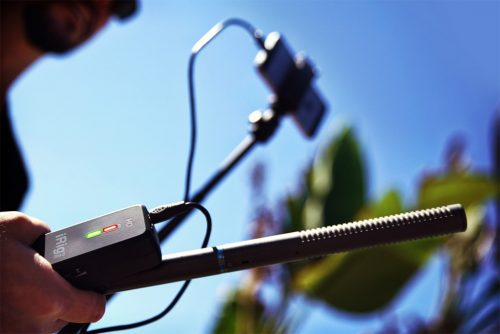 IK Multimedia iRig PRE HD Preamplificatore Microfonico