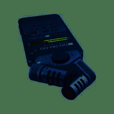 Zoom iQ6 Microfono Stereo X/Y