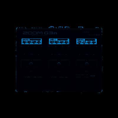 Zoom G3n Pedaliera multieffetto