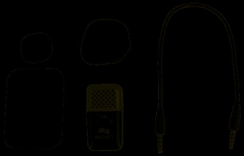 IK Multimedia iRig Mic Cast 2 Microfono