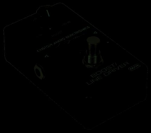 Mxr MC401 Boost/Line Driver